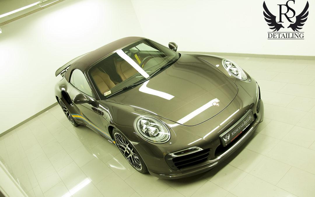 Porsche 911 Turbo S Cabrio (997)