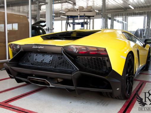 Lamborghini Aventador LP720-4 50th Anniversary Edition