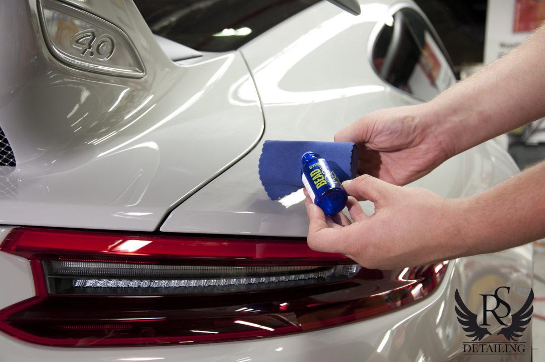 Porsche 911 GT3 (2017) – FULL GYEON DETAIL & PROTECTION